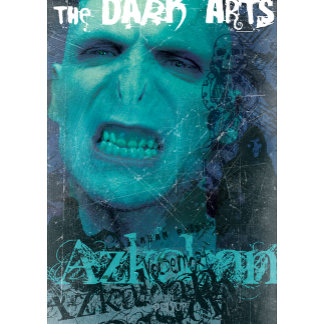 Voldemort Dark Arts Azkaban Close Up