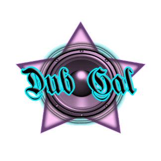 DUB GAL womens cool Reggae Electro Club Dubstep