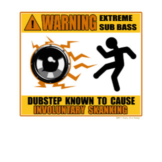 DUBSTEP Warning Extreme Bass causes Skankin