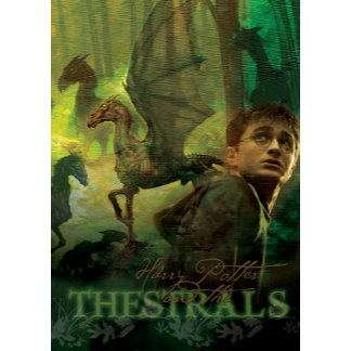Harry Potter Thestrals
