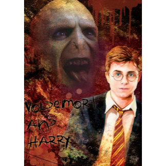 Voldemort and Harry