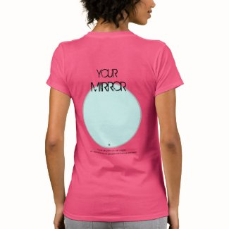T-Shirt - I Am Your Mirror